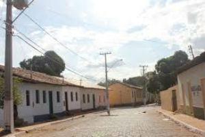 Rua Antiga de Natividade