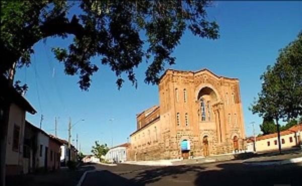 porto nacional tocantins Igreja Nossa Senhora das Mercês