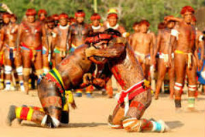palmas índios karaja