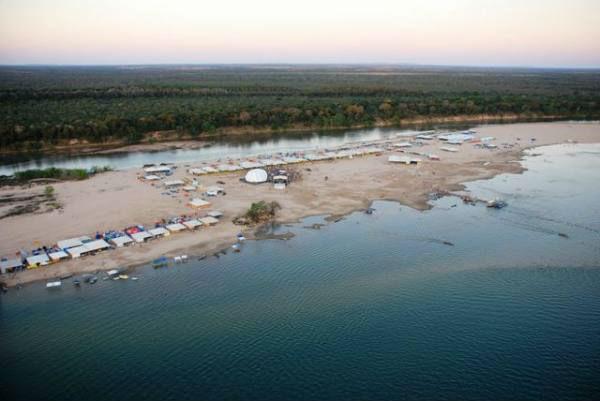 praias fluviais peixe