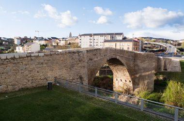 Puente Boeza de piedra