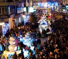 Cabalgata de Reyes en Ponferrada