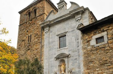 Iglesia de San Pedro de Montes
