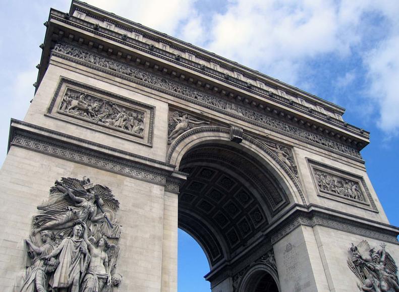 Lugares turísticos para visitar en Paris