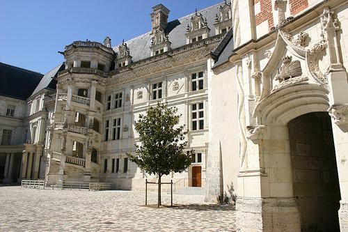 Un vistazo por el Castillo de Blois