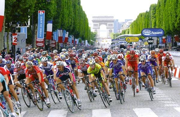 Paris en Junio y Julio