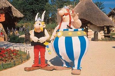 Navidad en el Parque Asterix
