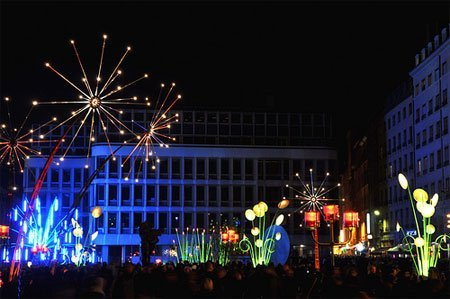 La Fiesta de las Luces de Lyon