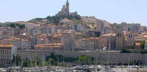 Marsella , Capital Europea de la Cultura en 2013