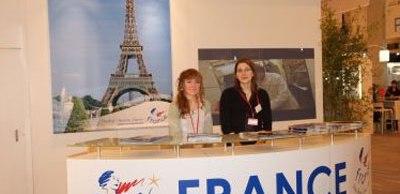Francia en Fitur 2010