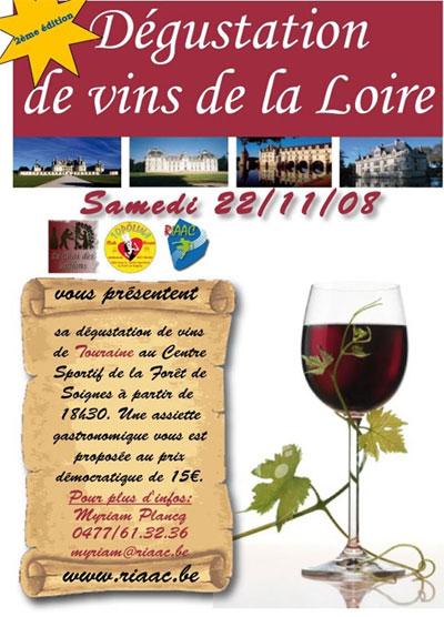 Los sabores del Valle del Loira