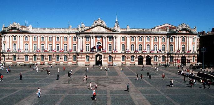 Descubra toulouse turismo por francia for Oficina turismo toulouse