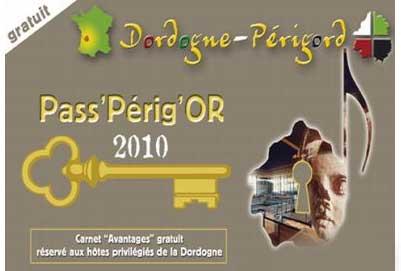 Pass Périgord gratuito
