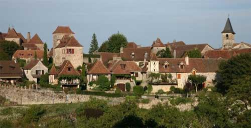 Los pueblos más bellos de Francia