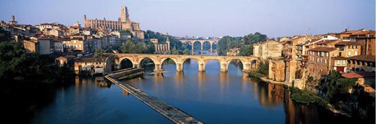 Albi, declarada Patrimonio Mundial de la Unesco