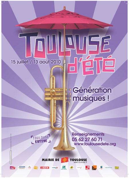 Toulouse d'été