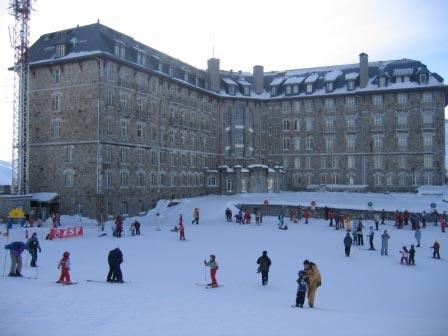 Gran Hotel de Luchon Superbagnères