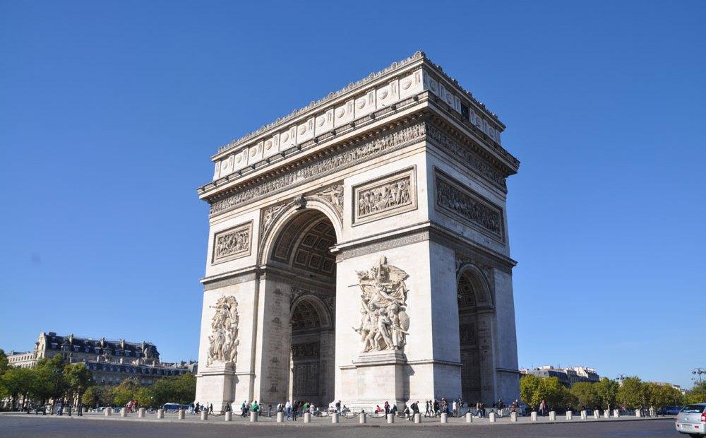 Champs Elysees, un paseo por los Campos Eliseos de Paris