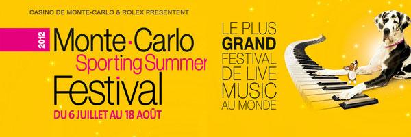 Monte-Carlo Sporting Summer Festival 2012