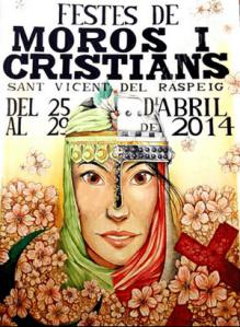 Festes de Moros i Cristians 2014