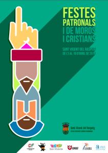 Cartel-fiestas-patronales-moros-cristianos-2016-san-vicente-del-raspeig