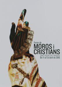 cartel-FiestasSVR-Moros -cristianos-2016-san-vicente-del-raspeig-alicante