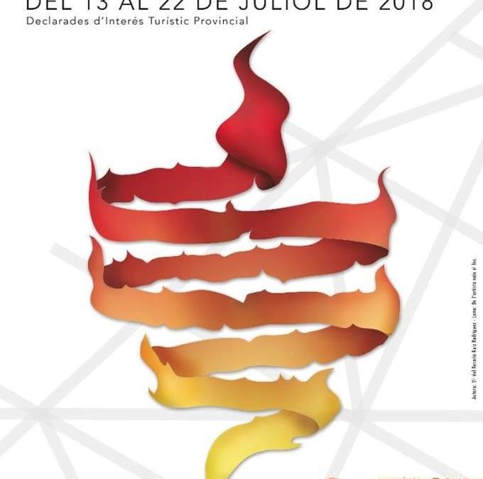 Hogueras San Vicente del Raspeig 2018 #FiestasSVR