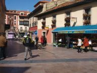 Plaza Iglesia, Ribadesella