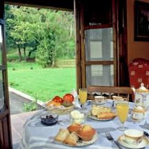 Desayuno, Turismo Rural Ribadesella