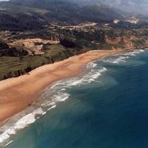 Ribadesella, Playas Vírgenes