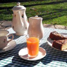 Breakfast. Asturias rural tourism