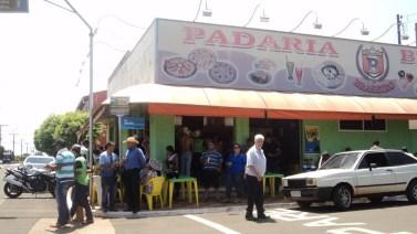 PADARIA BRASEIRO AA