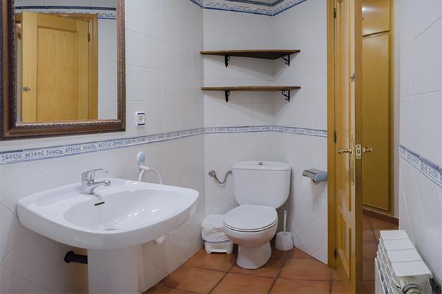 Baño Casa El Puente