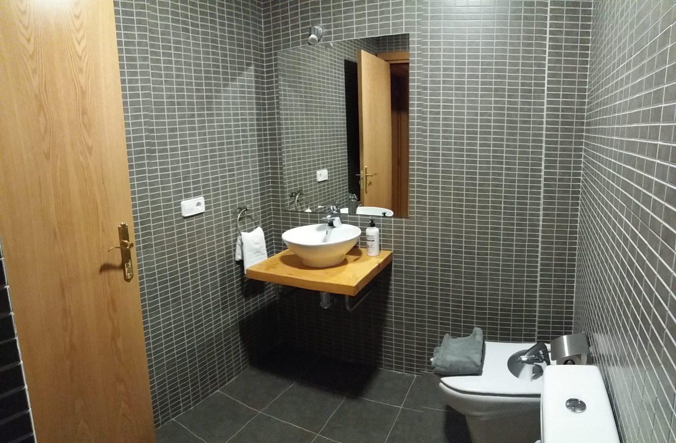 Baño Casa Taraganya