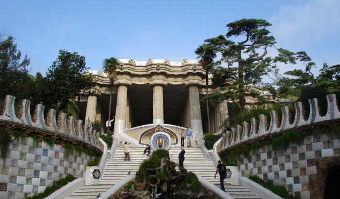 Barcelona (Barcelona) – Parque Güell