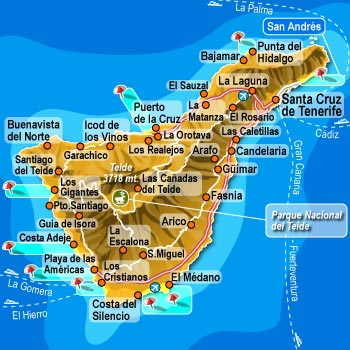 Fasnia, Tenerife