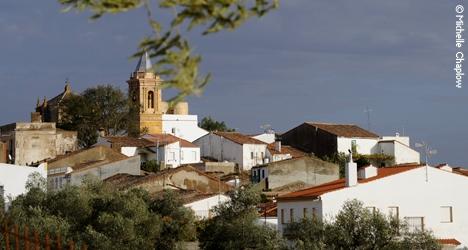 Cumbres de San Bartolomé (Huelva)
