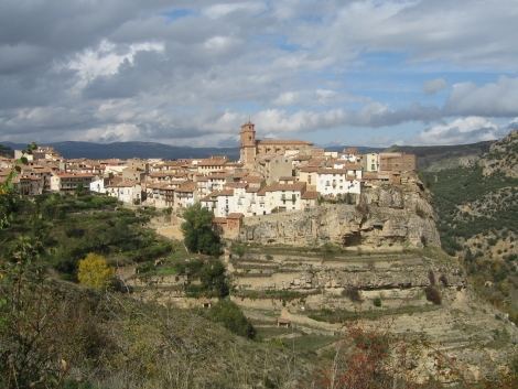Villarluengo (Teruel)