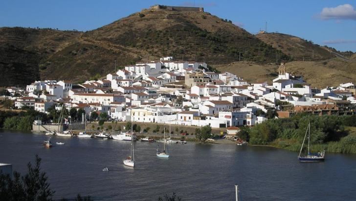 Sanlúcar de Guadiana (Huelva)