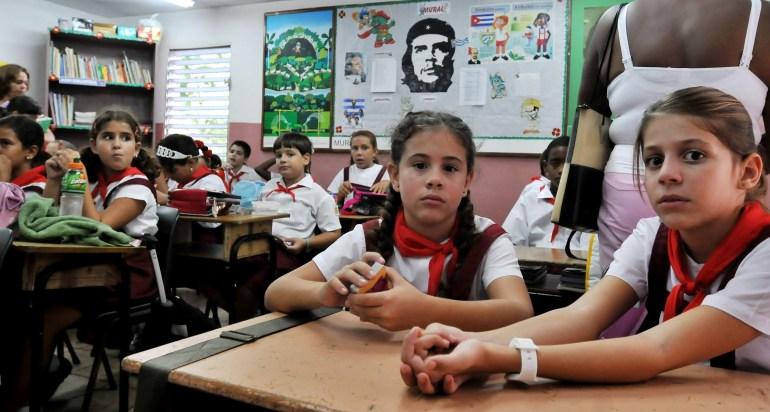 Educación en Cuba