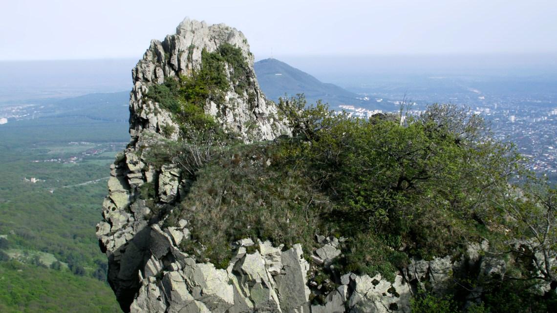 Весенний поход на Малый Тау (гора Бештау)