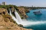 Дюденские водопады в Анталии. Отдых и туризм в Турции
