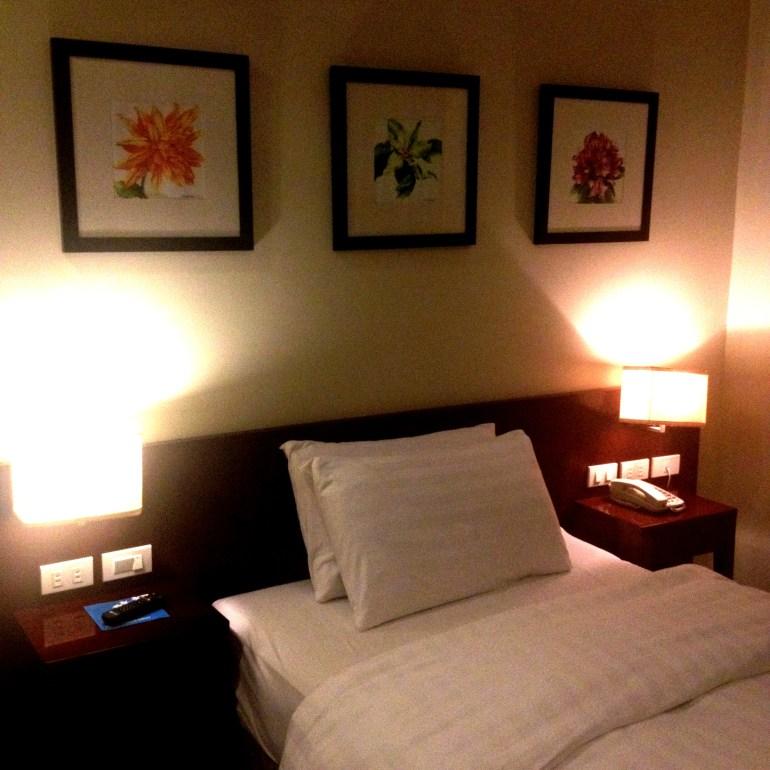 Azalea Residences Baguio Bedroom   Turista Boy