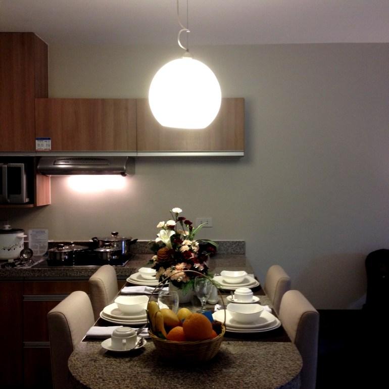 Azalea Residences Baguio Dining Room   Turista Boy
