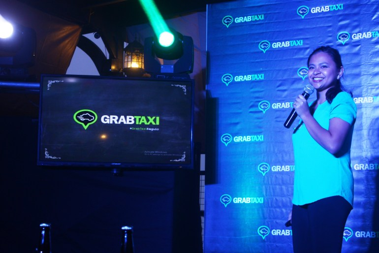 Ms. Khristina Lim, GrabTaxi Philippines' Country Marketing Head | Turista Boy