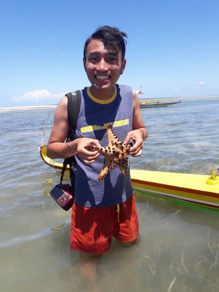 I found Patrick! - Cagbalete Island