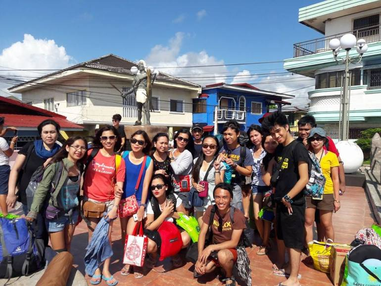 Wander Pinas pips at Gat Uban Park (Mauban Port) bound for Cagbalete