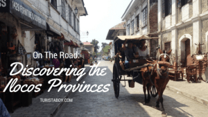On The Road: Discovering the Ilocos Provinces