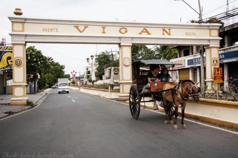 Welcome to Vigan City, Ilocos Sur