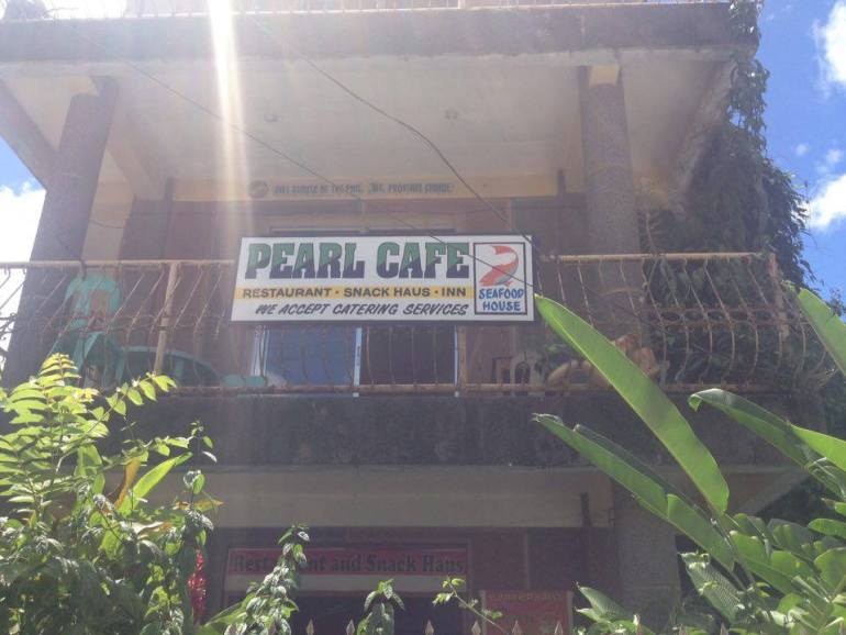 The Pearl Cafe (Bontoc, Mountain Province) - bound for Kalinga